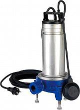 Lowara DOMO GRI11 Elettropompa Sommersa 1.5 Hp per liquami con galleggiante