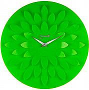 LOWELL 07411V Orologio da Parete ø 45 cm colore Verde