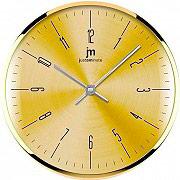 LOWELL 14949G Orologio da Parete ø 26 cm movimento al quarzo Oro Justaminute