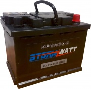 Lubex 16833 Batteria Auto 60 Ah L2 480 A -  Stormwatt