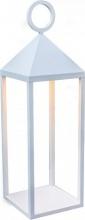 Lumisky Nuna Lampada lanterna ricaricabile 140 x 140 x h. 470 mm Bianco