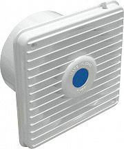 LUX T120 Aspiratore Elettrico da Muro  Sottocappa 15 Watt 100 m3h 140x140 mm