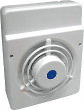 LUX V10 Aspiratore Elettrico da Muro  Sottocappa 20 Watt 130 m3h 200x155 mm
