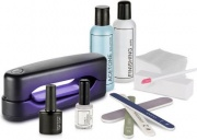 MACOM GEL UV NAILS Kit Set Manicure Semipermanent Gel con Lampada UV 205