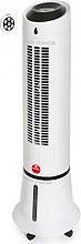 MACOM Ventilatore a Colonna Torre con Telecomando senza Pale 997 Breeze Tower