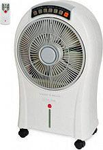 MACOM 998 Ventilatore Acqua Telecomando Raffrescatore evaporativo  Cyclone