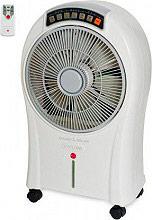 MACOM Ventilatore Telecomando Raffrescatore evaporativo Umidificatore 998 Cyclone