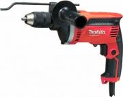 MAKITA M8101 Trapano Elettrico Avvitatore 710 Watt Velocità 0-3200 girimin  Red