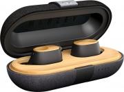 MARLEY EM-DE011-SB Cuffie Bluetooth Sport Auricolari Wireless Stereo Batteria Liberate Air