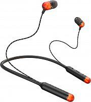 MARLEY EM-JE083-SB Cuffie Bluetooth senza fili con microfono Nero Smile Jamaica