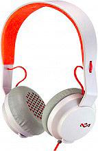 MARLEY EM-JH081-PK Cuffie ad Archetto con microfono Jack 3.5 colore Bianco Roar