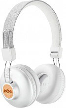 MARLEY EM-JH133-SV Cuffie Bluetooth senza fili Bianco - Positive Vibration 2