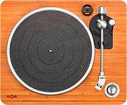 MARLEY EM-JT000-SB Giradischi USB PC recording 4533 rpm Legno  Marley Bambù