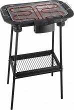 MASTER EB02S Barbecue Elettrico Esterno BBQ Elettrico Giardino 2000W Termostato B02S