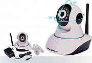 MASTER Videocamera sorveglianza Visione notturna Sensore movimento IP CAMERA01