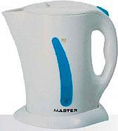 MASTER Bollitore elettrico acqua Capacità 1,7 Litri Potenza 2200 Watt KT175