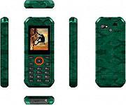 MASTER MF017 Telefono Cellulare Antiurto Impermeabile Dual Sim GSM Verde  Extreme
