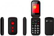 "MASTER MF021 Telefono Cellulare Dual SIM 2.4"" Tasti Grandi GSM Radio FM Sveglia"