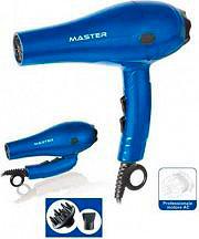 MASTER Phon asciugacapelli professionale pieghevole 2200W PH8803