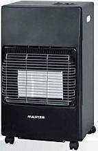 MASTER SC21 Stufa Gas Infrarossi Portatile Max 4,1 KW cVano Porta bombola