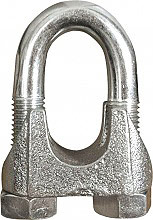 MC MO12. Morsetti per funi ø 12 mm dimensione 12 confezione 25 pz