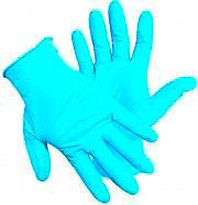 MEDIFLEX Guanti Monouso Nitrile Ambidestri tg. 9-12 (XL) Conf. 100 pezzi Blu