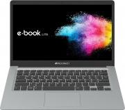 """MICROTECH 14B240W2 Notebook N4020 SSD 240 GB Ram 4 GB 14"""" Windows 10 Grigio"""