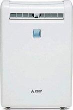 MITSUBISHI MJ-E14 EG Deumidificatore 14l24h Tanica 3 Litri 295 Watt Bianco - S1