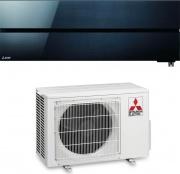 MITSUBISHI MSZ-LN35VGB + MUZ-LN35VG Climatizzatore Inverter 12000 Btu R32 MSZ-LN35VGB Kirigamine Style