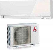 MITSUBISHI Climatizzatore Inverter 12000 Btu Condizionatore Kirigamine MSZ-EF35VE2W