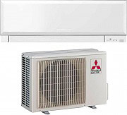 MITSUBISHI MSZ-EF35VE3W + MUZ-EF35VE Climatizzatore Inverter 12000 Btu Condizionatore Kirigamine MSZ-EF35VE3W