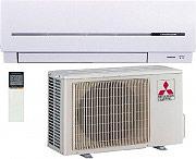 MITSUBISHI Climatizzatore Inverter 9000 Btu Condizionatore Pompa di Calore MSZ-SF25VE