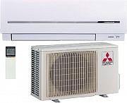 MITSUBISHI Condizionatore Inverter 9000 Btu Climatizzatore Pompa di Calore MSZ-SF25VE