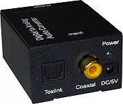 MKC Convertitore Audio Digitale Analogico Rca Toslink MKH-E28 149029053