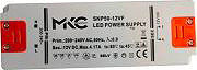 MKC Alimentatore Trasformatore LED Driver 50 W MKC50-12VF 530136950