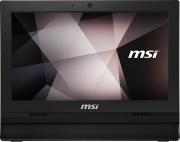"""MSI 7M-087XEU PC All in One Touch 3865U SSD 256 GB Ram 4 GB 15.6"""" NO OS  Pro 16T"""