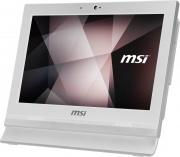 """MSI 9S6-A61612-066 PC All in One SSD 128 GB Ram 8 GB 15.6"""" Intel Celeron FreeDos Pro 7M-054XEU"""