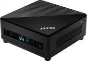 MSI 9S6-B18311-033 Mini PC Desktop i3 SSD 256 GB Ram 8 GB Windows 10 Nero Cubi 5 10M-033EU
