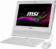 MSI Pc Desktop All in One 15.6 Touch Intel Ram 4GB 500GB Free Dos AP1622ET-037X