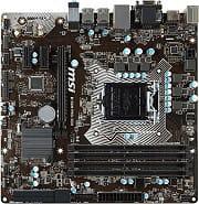 MSI Scheda Madre Socket LGA 1151 B150 Micro-ATX VGA Integrata B150M PRO-VDH