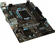 MSI Scheda Madre Socket LGA 1151 B250 Micro-ATX VGA Integrata B250M PRO-VH