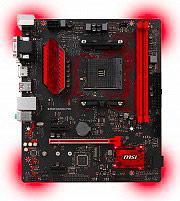 MSI B350M GAMING PRO Scheda Madre Socket AM4 AMD AAthlonRyzen 2 4 x 7A39-002R