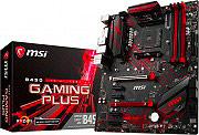 MSI B450 GAMING PLUS Scheda Madre Motherboard Micro ATX Socket AM4 7B86-002R