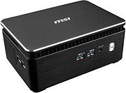 MSI CUBI 3 SLNT S-031BEU PC Desktop Intel Kabylake-U i7 Mini PC Ram NO RAM NO HD Wifi SLNT S-031BEU