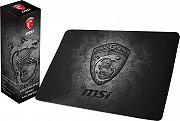 MSI Tappetino Mouse Pad in gomma dimensione 320 x 220 mm Nero GF9-V000002-EB9