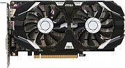 MSI Scheda Video 2 GB GDDR5 Pci Express HDMI GT OC 1050 2GT OC GeForce GTX 1050