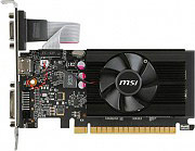 MSI GT 710 1GD3 LP Scheda Video 1 GB DDR3 Pci Express 2.0 HDMI  GeForce GT 710
