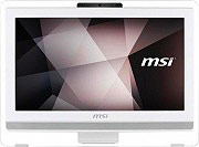 MSI Pc Desktop All in One 19.5 Touch Intel 4GB 500GB Free Dos PRO 20ET 4BW004XEU