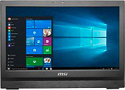 MSI Pc Desktop All in One 20 HD+ Touch Intel Ram 4GB 1TB Free Dos PRO 206M016XEU