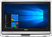 MSI Pc Desktop All in One 21.5 Intel G4560 Hd 1 Tb Windows 10 Pro 22ET 7M-086EU